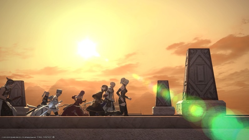 LS:SWTで行く神龍討滅戦!