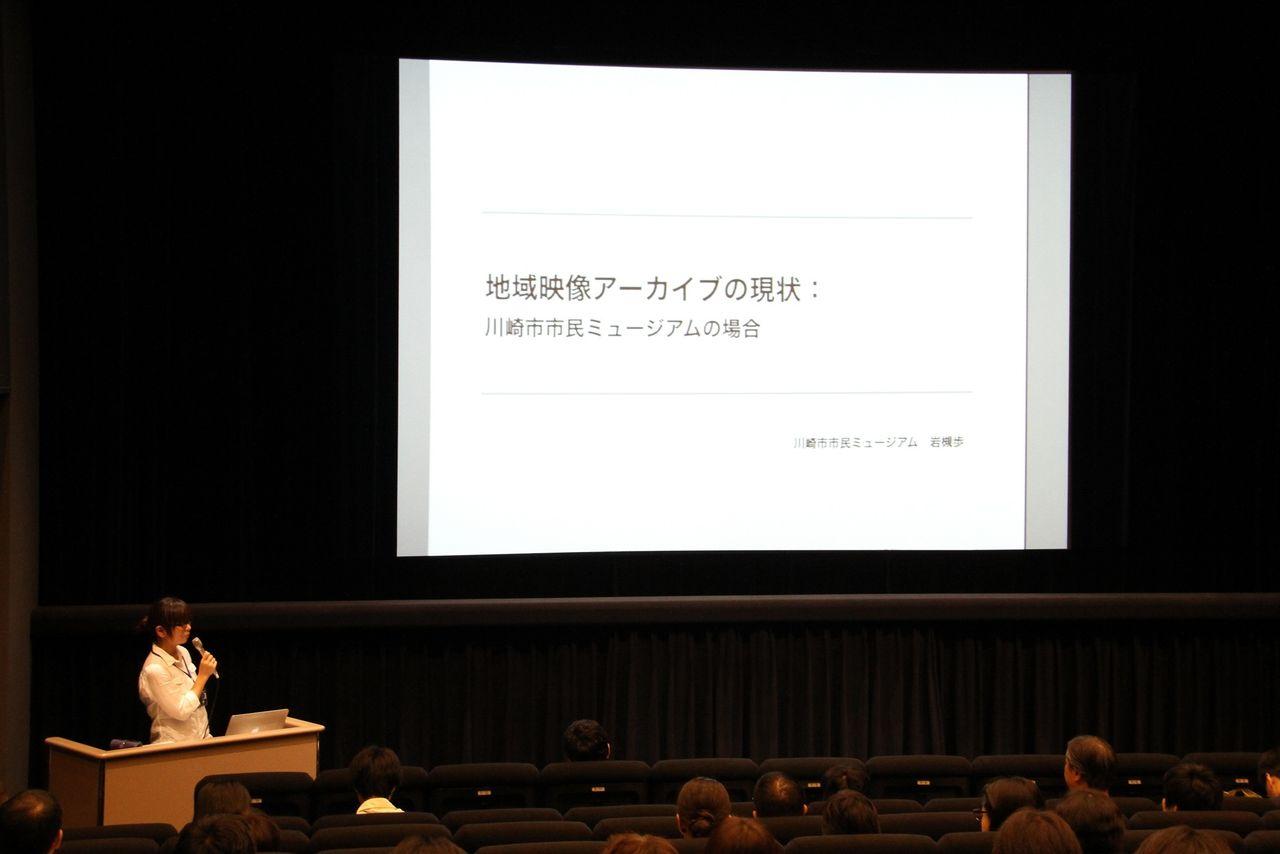 第9回映画の復元と保存に関するワークショップ(5) : 歴史探訪京都から