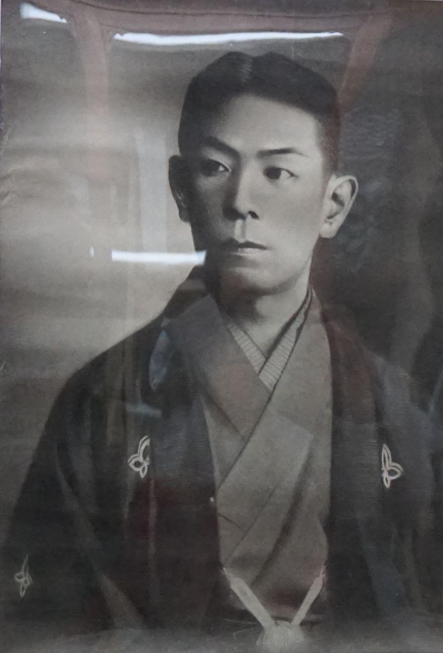 尾上松之助遺品 説明会(1) : ...