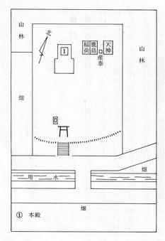 淡洲神社(勝田)