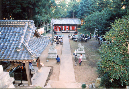 秋の祭典・芸能大会19971013