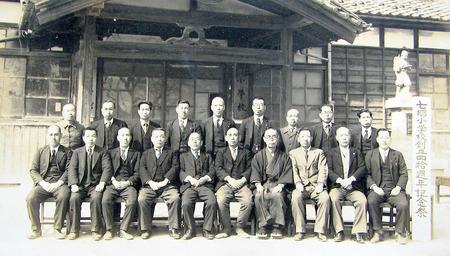 1950年七小創立四十周年記念祭・安藤武家1550