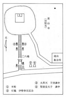 八幡神社(遠山)