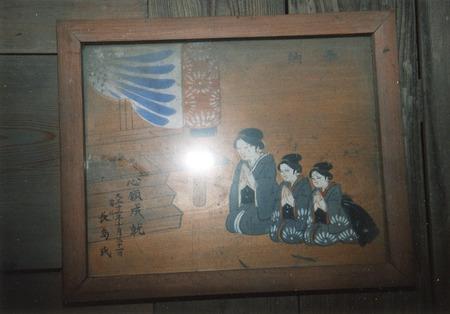 絵馬・鎌形八幡神社3web