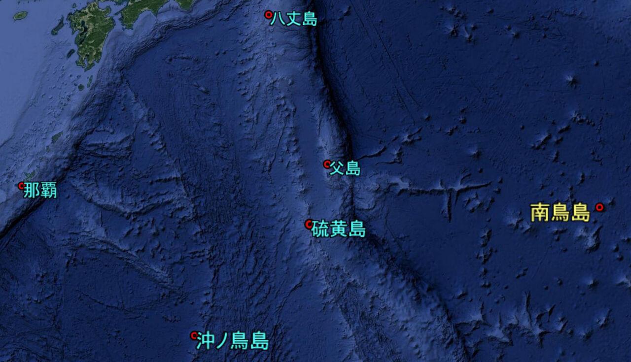 """1943年8月31日、大半の日本人がよく知らない島""""南鳥島""""に敵は砲爆撃をしてきたゾ!!の巻"""