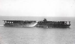 ミッドウェー海戦で撃沈された空母「加賀」を水深5400mで発見