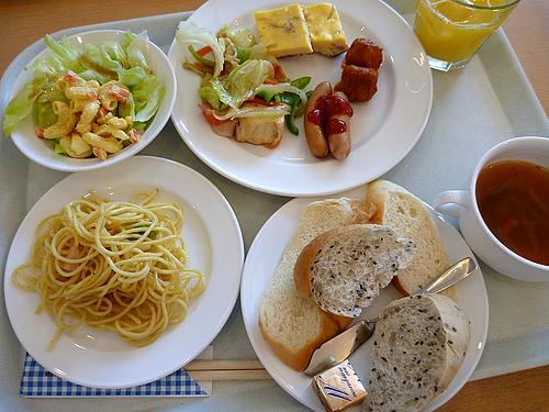 朝食(サザンコースト宮古島)