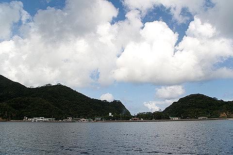 0720-106 船浮集落(西表島)