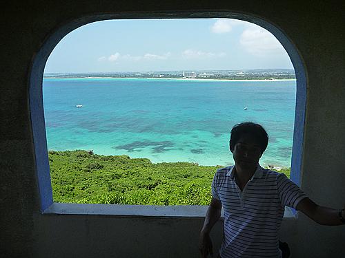 竜宮展望台(来間島)