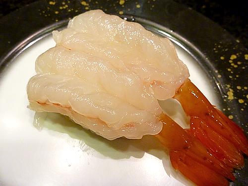 牡丹海老(金沢まいもん寿司)