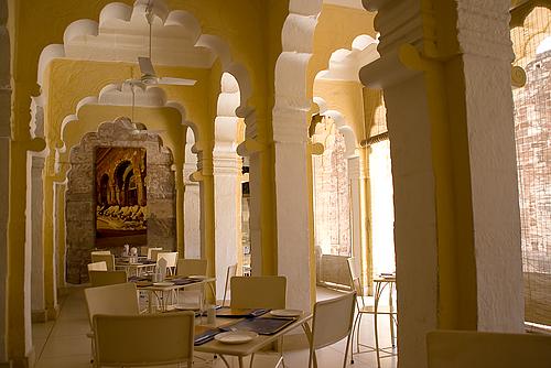 レストラン(メヘランガル城)
