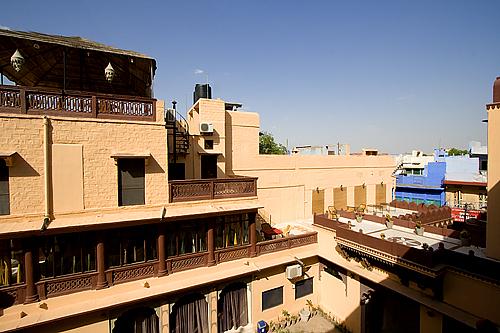 krishna prakash heritage haveli(jodhpur)