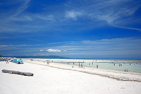 0721-125 引き潮のコンドイビーチ