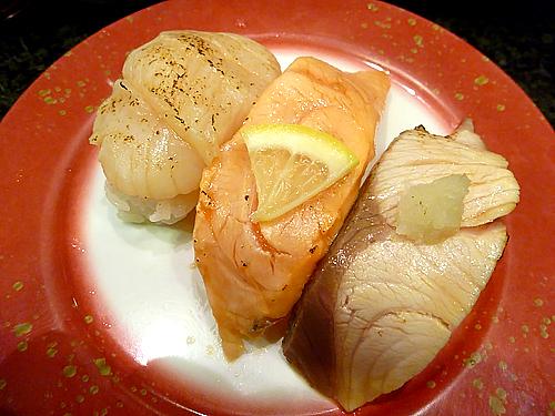 炙り三昧(金沢まいもん寿司)