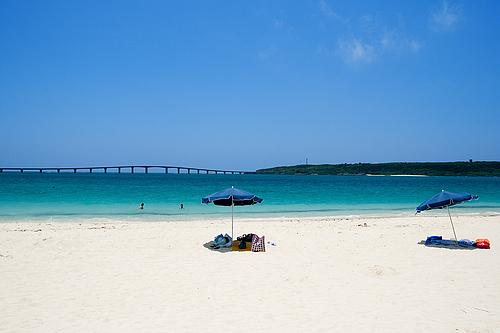 与那覇前浜ビーチ(宮古島)