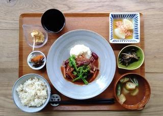 Relish食堂2月メニュー
