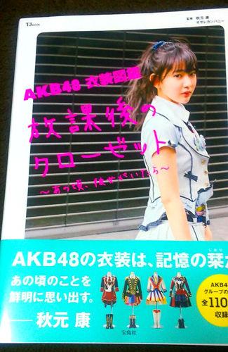 AKB48衣装図巻
