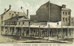 Brooks_Clothing_Store,_Catharine_St._N.Y._1845