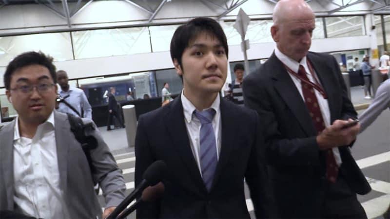 秋篠宮家の長女・眞子さまとの結婚が延期になっている小室圭さんが、留学先のアメリカ・ニューヨークに到着した。