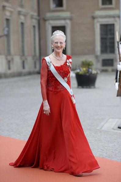 デンマーク女王マルグレーテ2 ...