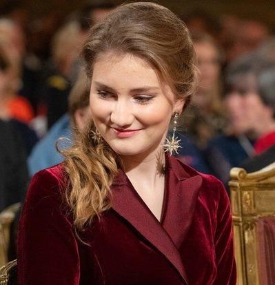 queen-mathilde-in-dries-van -noten-floral-gown-4