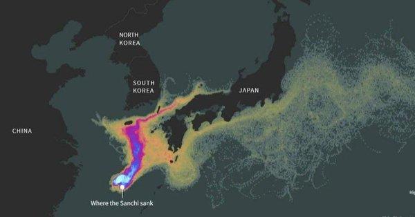 【過去最悪】タンカー事故、原油流出 日本への影響は深刻 鈍い政府、報道しないメディア 海外から対応のまずさを指摘する声★6 YouTube動画>4本 ->画像>84枚