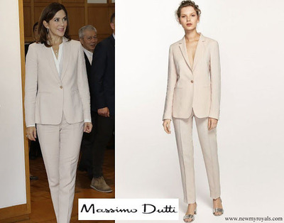 Crown-Princess-Mary-wore-Massimo-Dutti-PantSuit