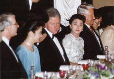 クリントンとエリツィンと雅子