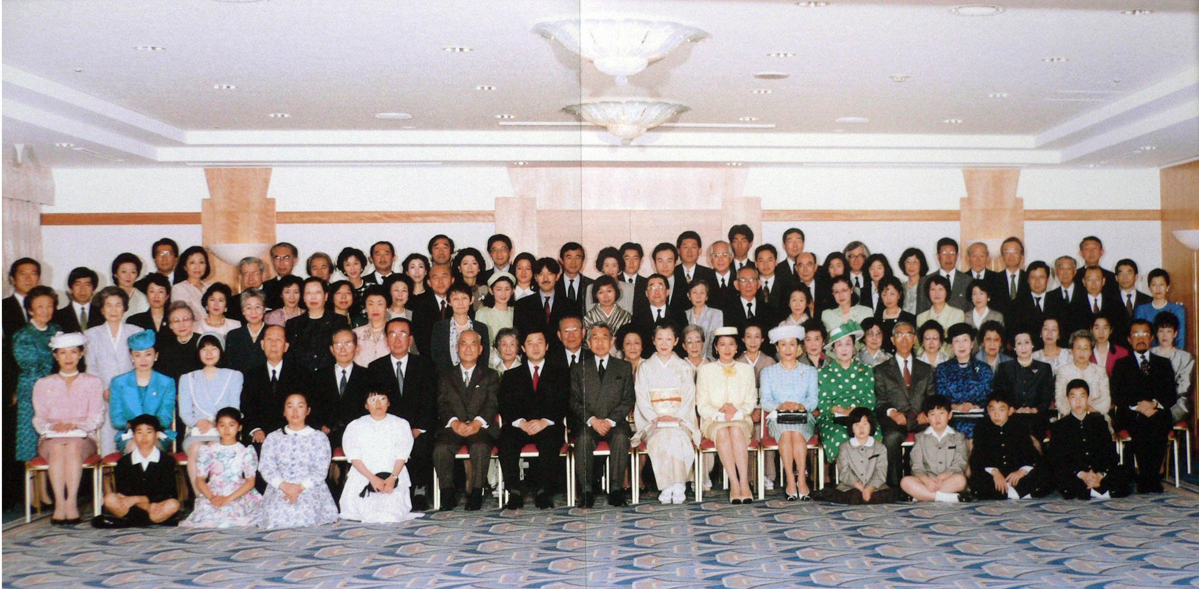 remmikkiのブログ : 天皇陛下傘...