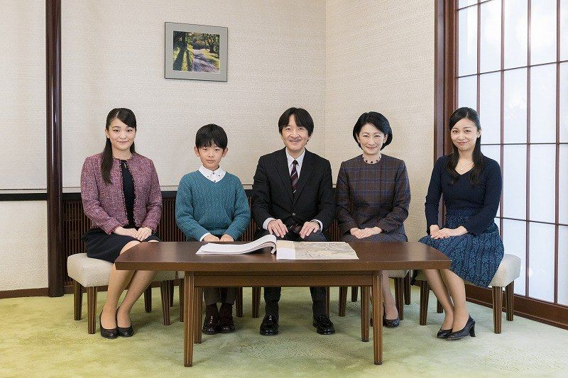 秋篠宮 殿下 会見