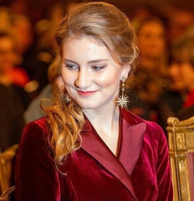 queen-mathilde-in-dries-van -noten-floral-gown-3