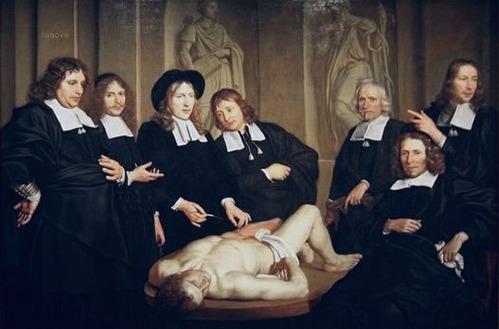 Anatomy Lesson of Dr. Frederik Ruysch | Adriaen Backer