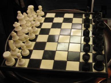 チェスボードチョコ