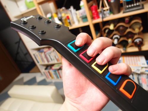 音ゲー ギター