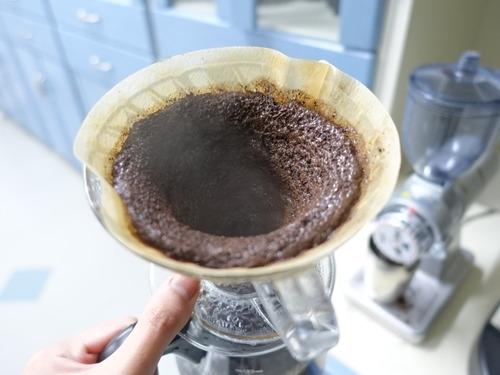 コーヒーの出し殻 消臭剤