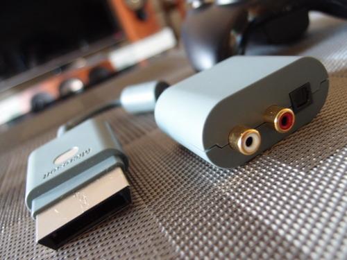 Xbox 360 HDMI AV ケーブル