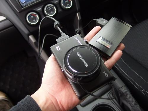 USBシガーソケット