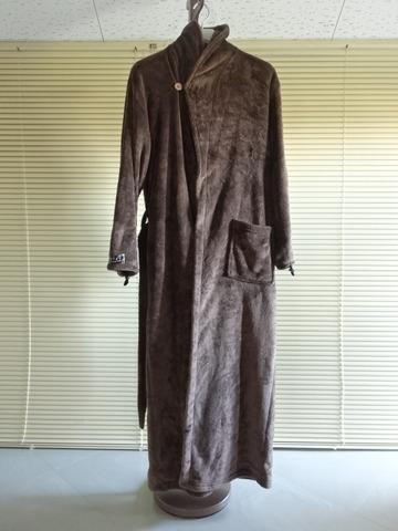 mofua 着る毛布 プレミアムマイクロファイバー ガウンタイプ
