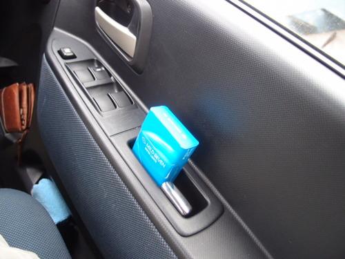 車の取っ手口