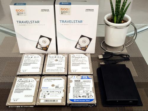 PS3交換(換装)用HDD 日立・サムスン・WD