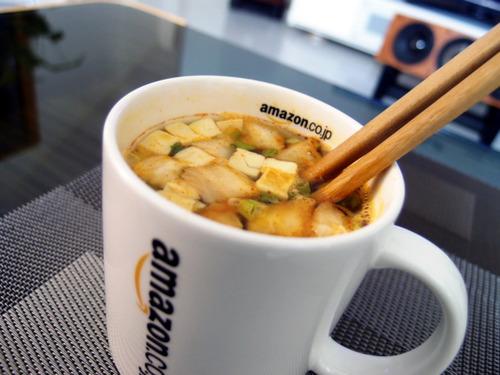 Amazonオリジナル マグカップ チゲ