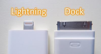 Dock Lightningケーブル