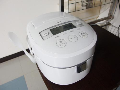 SANYO 銅釜炊飯器
