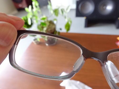 メガネクリーナー ふきふき