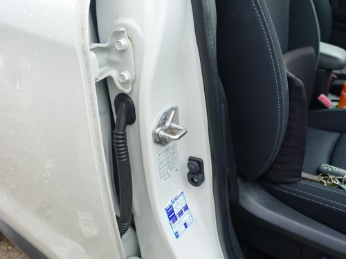 タイヤ空気圧表
