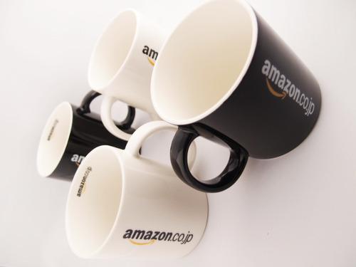 Amazonオリジナル マグカップ 4つ