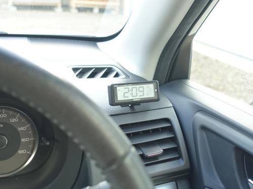 自動車用 時計