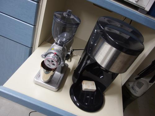 コーヒーミル・コーヒーメーカー