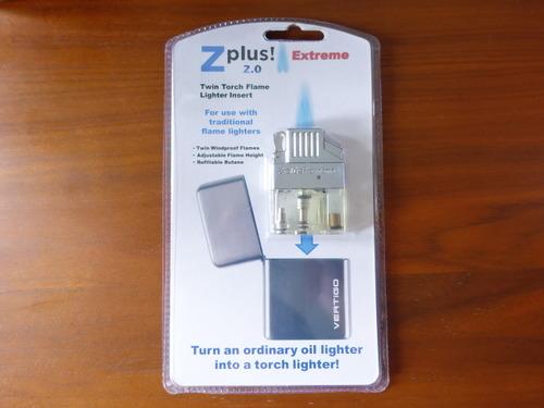 Z-plus! 2.0 ガスライターユニット