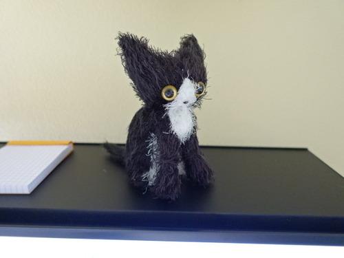 黒猫 フィギュア